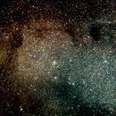 M24 in the Sagittarious Cloud,                                Charles Harris