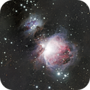 M42 Great Orion Nebula,                                Mahmange