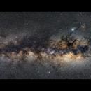 Milky Way panel on 24mm,                                Samuel Müller