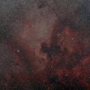 Make North America Nebula again,                                Mathias Böhme