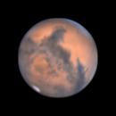 Mars @ Opposition 2020,                                KuriousGeorge