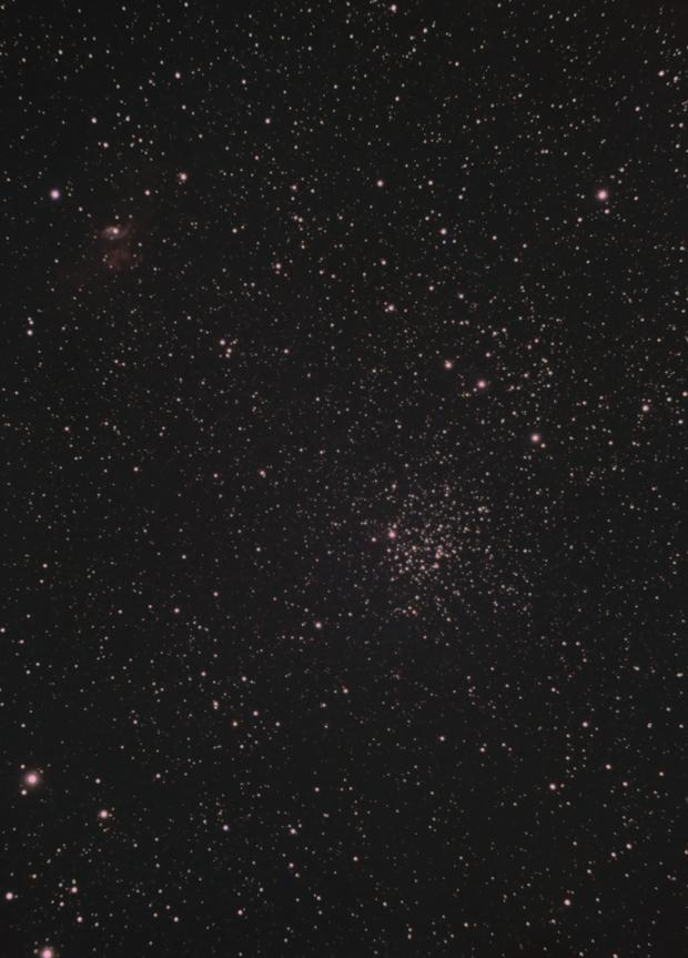 NGC 7654 (M52),                                Didier SPREUTELS
