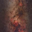 Milky Way -Cygnus,                                Tarun Kottary