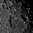 Clavius Crater,                                Ahmet Kale