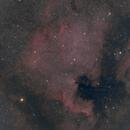 NGC7000 Northamerica-Nebula,                                Mario Gromke