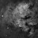 NGC 7822, H-alpha,                                Alexander Sorokin