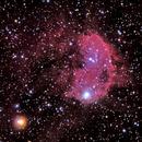 NGC 3324,                                Keith