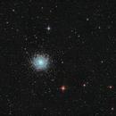 First light on M13,                                Tsepo