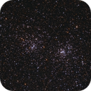 Double Cluster,                                TakeThree