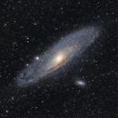 M31 - Andromeda Galaxy - 9/16/15,                                bucks359