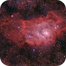 Nebulosa Laguna_M8,                                J_Pelaez_aab