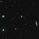 Owl Nebula and M108,                                UN73