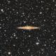 NGC 891,                                Garrett Hubing