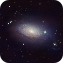 M63 - The Sunflower Galaxy,                                Kevin Morefield