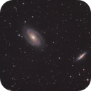 M81 with Holmberg IX and M82,                                elReno