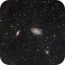 M81 & M82 (Bode's nebulae),                                Samuel