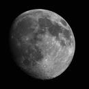 Waxing Gibbous Moon - 2021-03-25,                                Chris Morisette