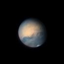 Mars @41° Altitude 09/08/2020 23:57 UTC,                                Falk Schiel