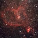 Heart Nebula,                                Chris Bernardi