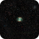 "More ""beer can-astronomy"": M27 livestacks,                                Doc_HighCo"