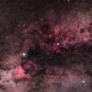 Cygnus wide field,                                Andrea Bergamini