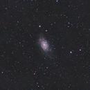 NGC 2403,                                Kaos