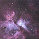 Carina Nebula NGC 3372,                                Newton Cesar Florencio