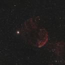 IC 443 - Jellyfish Nebula,                                Benny Colyn