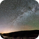 Milky Way arch,                                AstroGG
