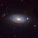 M63 - The Sunflower Galaxy,                                Chris Bulik