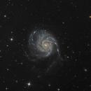 M101 - Messier 101,                                Le Mouellic Guillaume