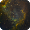 IC1848  Soul Nebula,                                Albert  Christensen