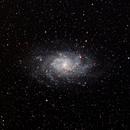 M33 The Triangulum Galaxy,                                sungazer