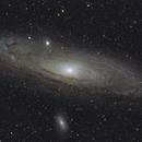 M31,                                StarDiver