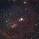 Cinturão de Orion,                                Daniel Schek