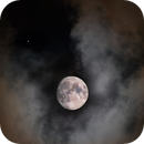 Conjunction Moon Jupiter,                                OrionRider