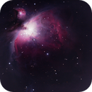 The Great Orion Nebula,                                OortCloud