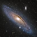 Andromeda - M 31,                                Bob Gillette