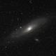 Andromeda Messier31,                                Scott Homstead