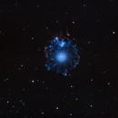 NGC 6543 - The Cats Eye Nebula,                                Bob Stevenson