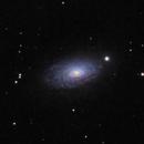 Messier 63 Sunflower Galaxy in Canes Venatici,                                Harri Heikkinen