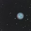 Owl Nebula @Bin2 with IDAS P2 filter,                                Robin Clark - EAA imager