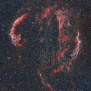 "Nebulosa Velo ""Cygnus Loop"",                                Giorgio Ferrari"