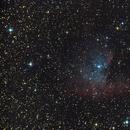 NGC 281 PacMan,                                Axel Debieu-Potel