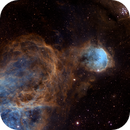 The Gabriela Mistral Nebula - IC 2599, NGC 3324, NGC 3293,                                vijay ladwa