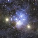 Five day Venus & Pleiades,                                Rafael Schmall