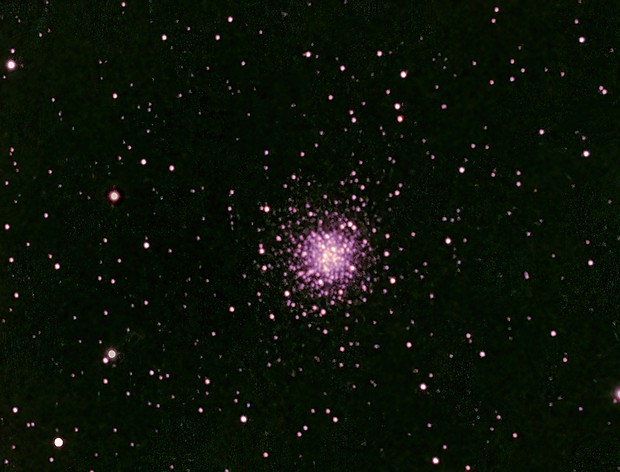 Messier 68; How low can you go?,                                David Redwine