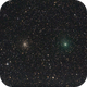COmet C/2016 M1 (PanSTARRS) and NGC6352,                                  Kevin Parker
