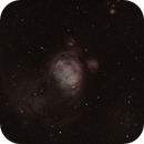 NGC 2122 in HaOiii with EdgeHD11,                                Freestar8n