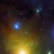 rho Ophiuchi Cloud Complex,                                Hamiltonian